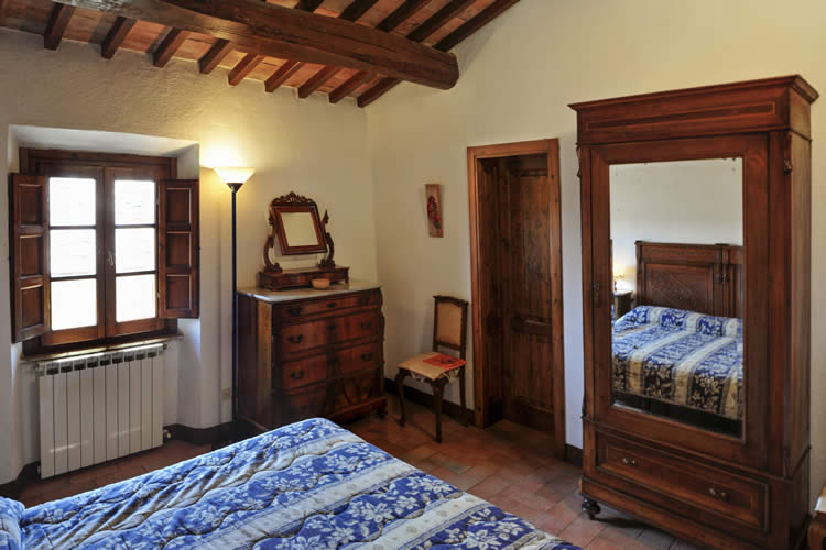 Double room with breakfast in agriturismo